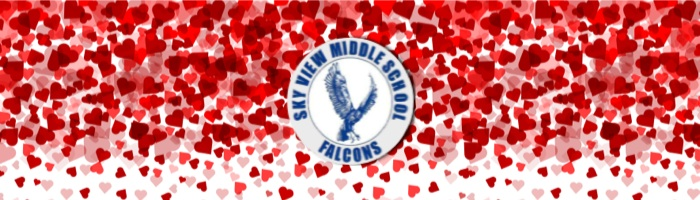 Sky View Middle School Valentines Day
